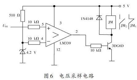 电压采样电路设计